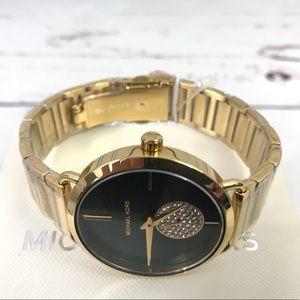 Michael Kors Women's Quartz Stainless Steel Watch